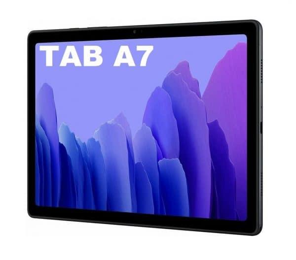 Galaxy Tab A7 Dark Grey 2