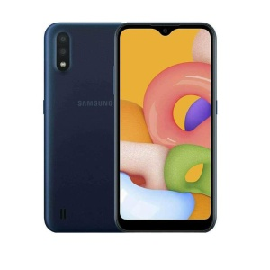 Galaxy A01 16GB Dual Sim 4G LTE Blue