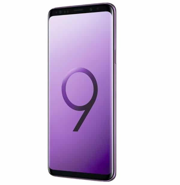Samsung Galaxy S9 Plus Purple 2