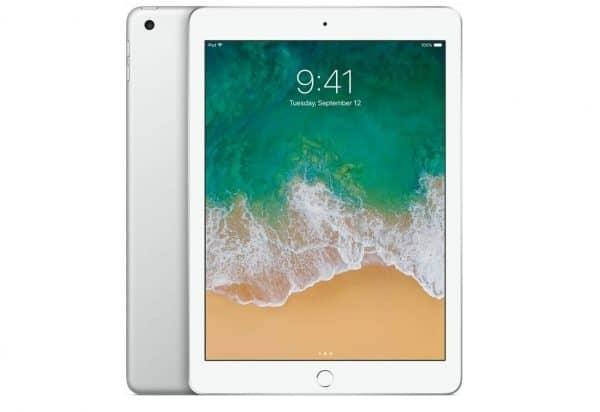 iPad 5th Gen Silver 3