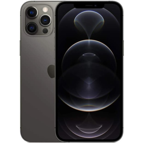 iPhone 12 Pro Max Space Grey 11