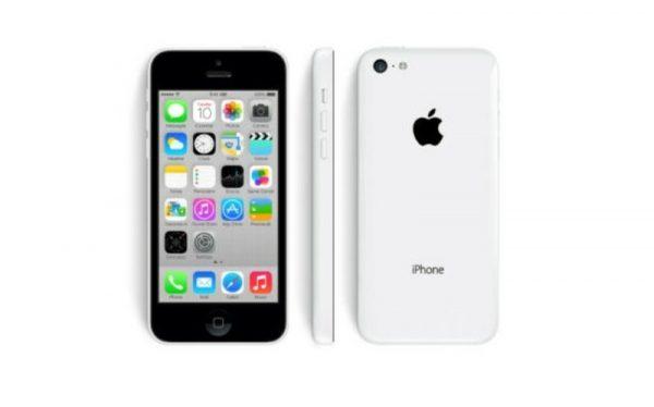 iPhone 5c White 2