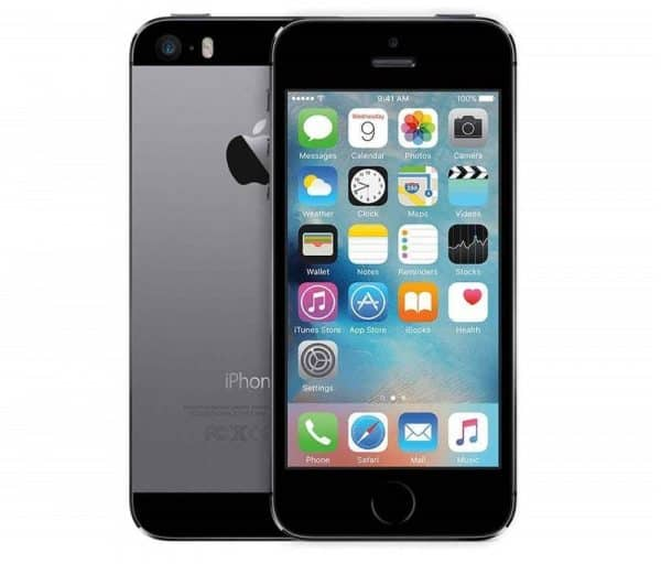 iPhone 5s Space Grey 2
