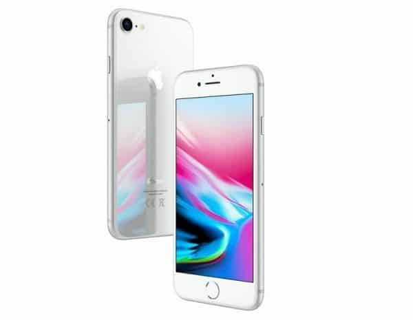 iPhone 8 Silver (2)