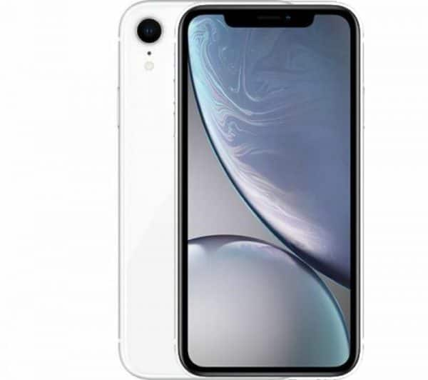 iPhone XR White 4