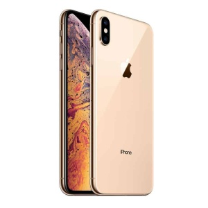 iPhone XS MAX Gold 2