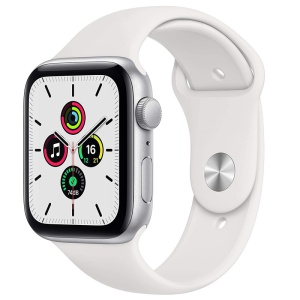 Apple Watch SE White 1